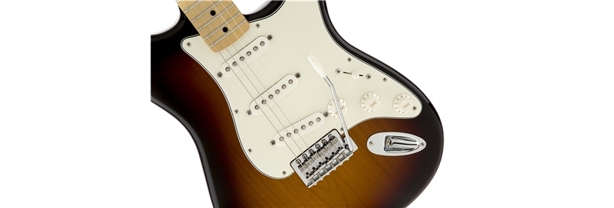 Standard Stratocaster® - Brown Sunburst