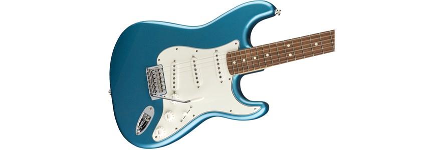 Standard Stratocaster® - Lake Placid Blue