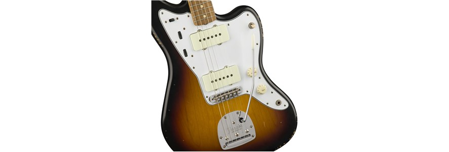 Road Worn® '60s Jazzmaster® - 3-Color Sunburst