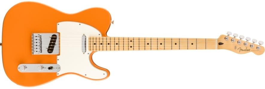 Player Telecaster® view 1.0