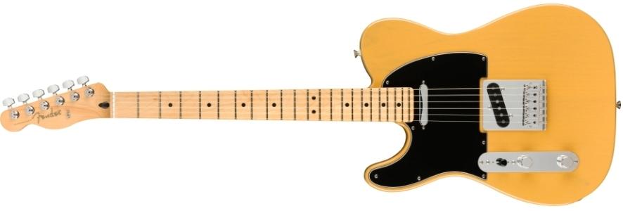 Player Telecaster® Left-Handed - Butterscotch Blonde