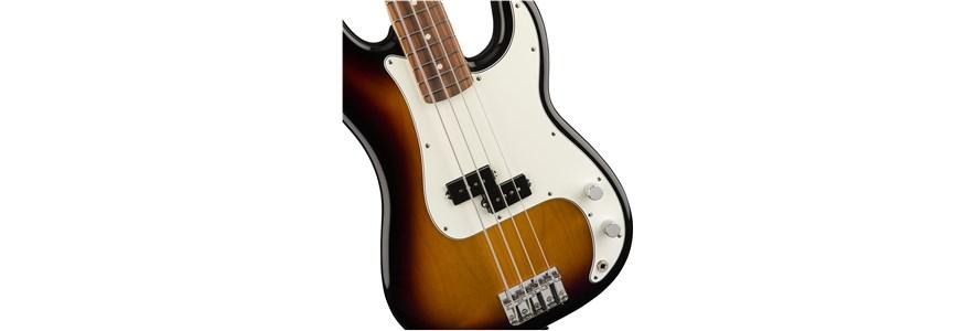 Standard Precision Bass® - Brown Sunburst