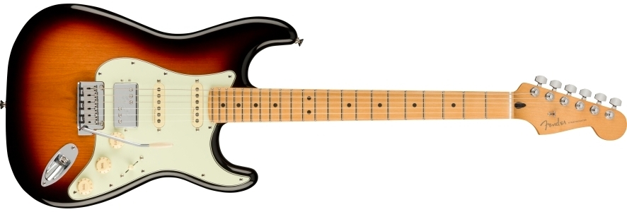 Player Plus Stratocaster® HSS view 1.0