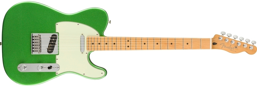 Player Plus Telecaster® view 1.0