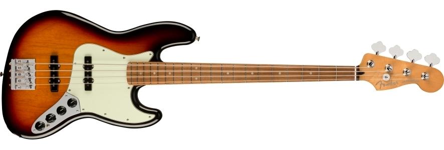Player Plus Jazz Bass® view 1.0