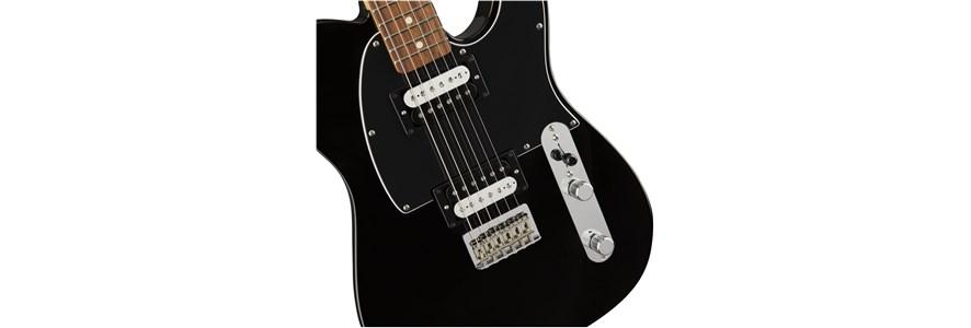 Standard Telecaster® HH - Black