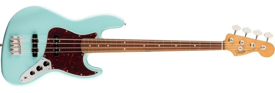 Vintera® '60s Jazz Bass® view 1.0