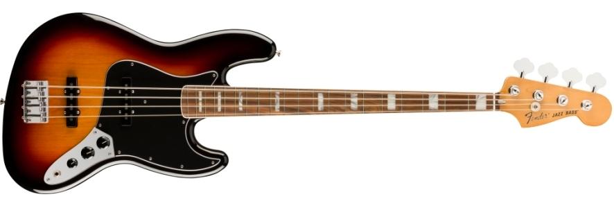 Vintera® '70s Jazz Bass® view 1.0