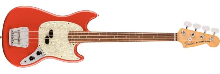 Vintera® '60s Mustang Bass® view 1.0