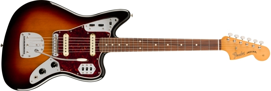 Vintera® '60s Jaguar® view 1.0