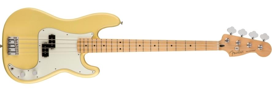 Player Precision Bass® - Buttercream