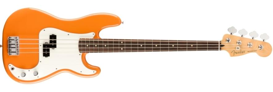 Player Precision Bass® view 1.0