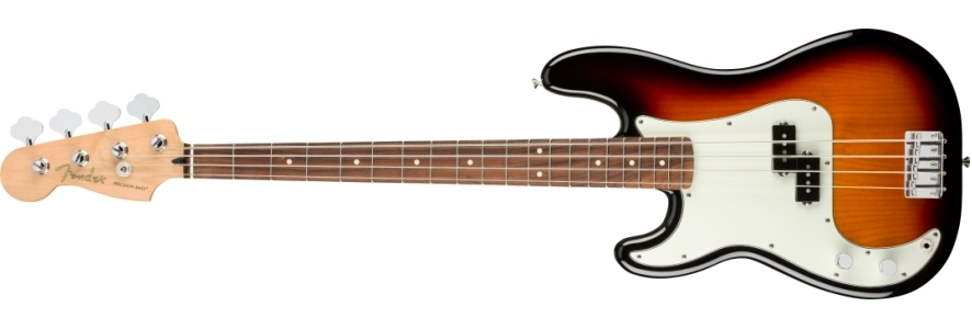 Player Precision Bass® Left-Handed view 1.0