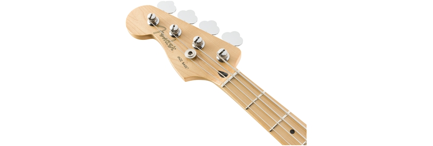 Player Jazz Bass® Left-Handed - Black