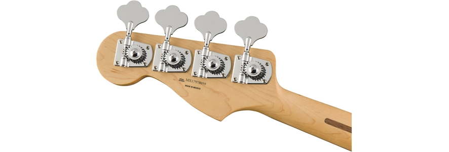 Player Jazz Bass® Fretless - 3-Color Sunburst