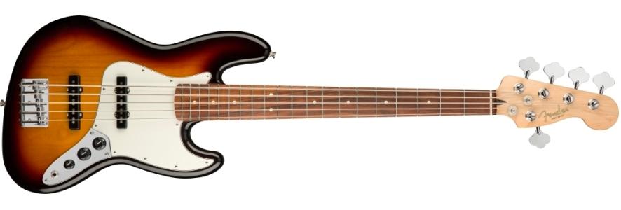 Player Jazz Bass® V view 1.0
