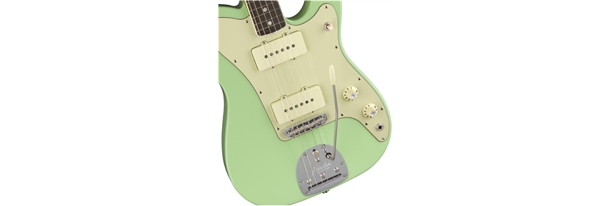 2018 Limited Edition Jazz-Tele® - Surf Green