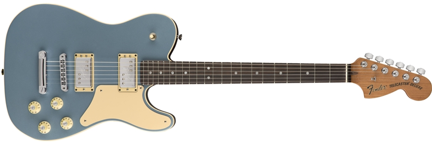 2018 Limited Edition Troublemaker Tele® - Ice Blue Metallic