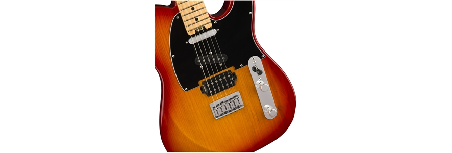 2018 Limited Edition American Elite Telecaster® HSS -