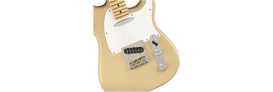 2018 Limited Edition Whiteguard Strat® -