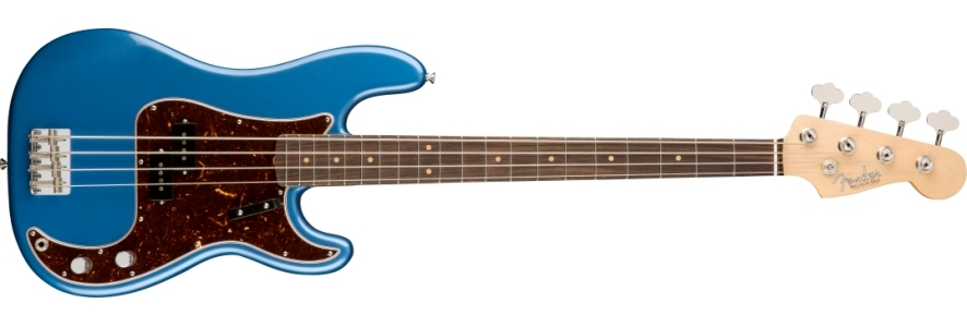 American Original '60s Precision Bass® - Lake Placid Blue