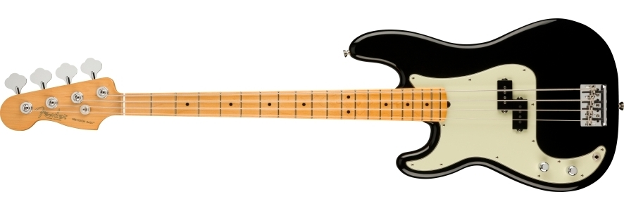 American Professional II Precision Bass® Left-Hand view 1.0