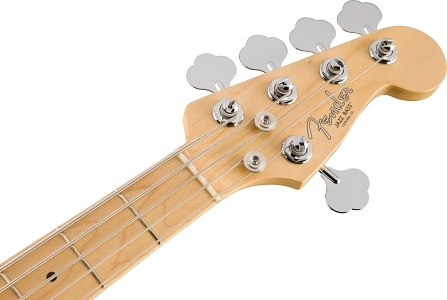American Professional Jazz Bass® V - Natural