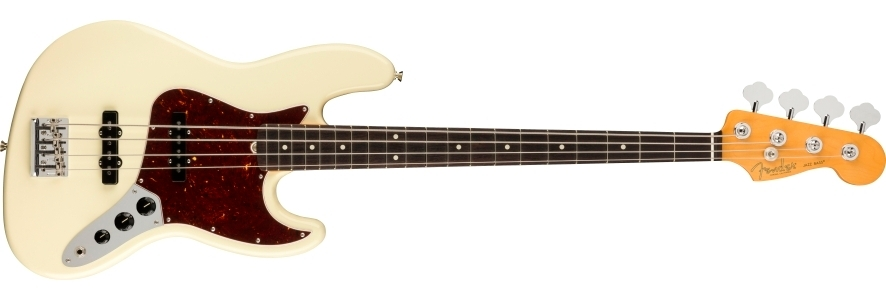 American Professional II Jazz Bass® view 1.0
