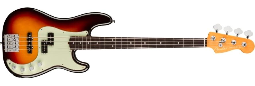 American Ultra Precision Bass® view 1.0