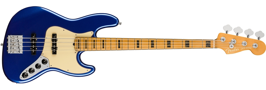 American Ultra Jazz Bass® view 1.0