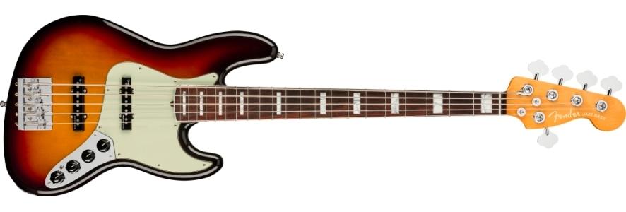 American Ultra Jazz Bass® V view 1.0