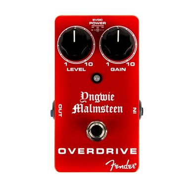 Malmsteen Overdrive Pedal -