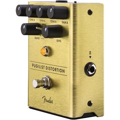 Pugilist Distortion Pedal -