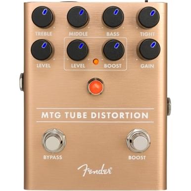 MTG Tube Distortion Pedal view 1.0