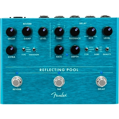 Reflecting Pool® Delay & Reverb view 1.0
