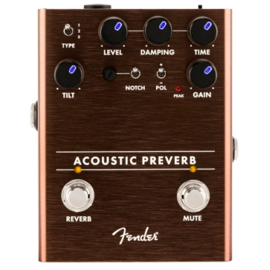 Acoustic Preverb view 1.0
