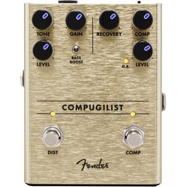 Compugilist® Compressor/Distortion view 1.0