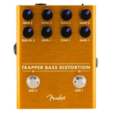 Trapper Bass Distortion view 1.0