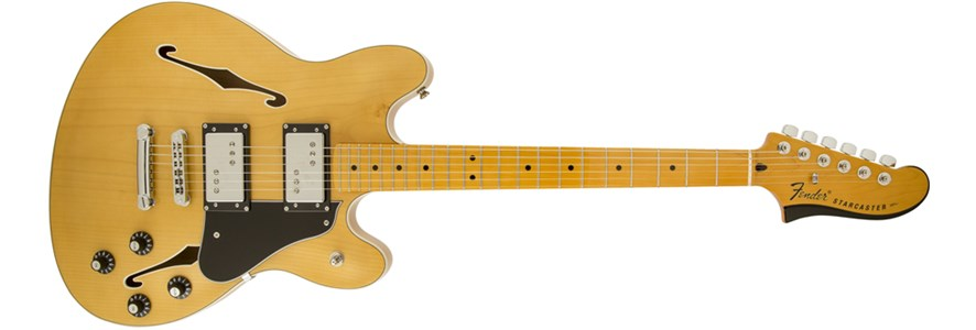Starcaster® Guitar - Natural
