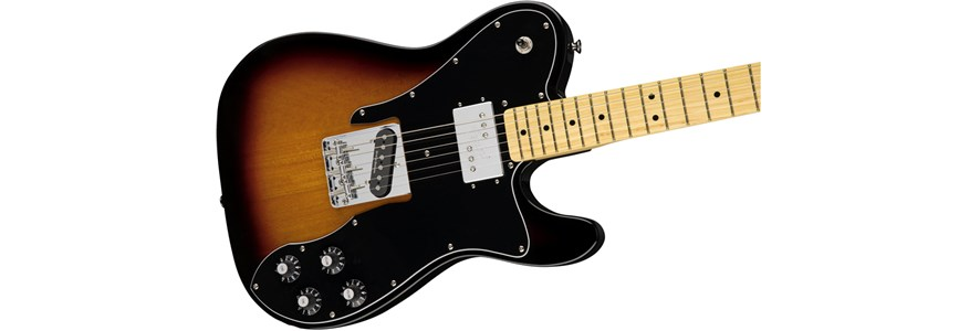 Vintage Modified Telecaster® Custom - 3-Color Sunburst