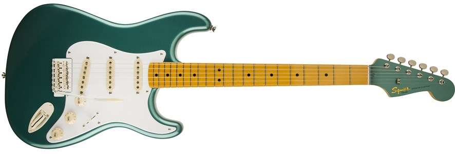 Classic Vibe Stratocaster® '50s - Sherwood Green Metallic