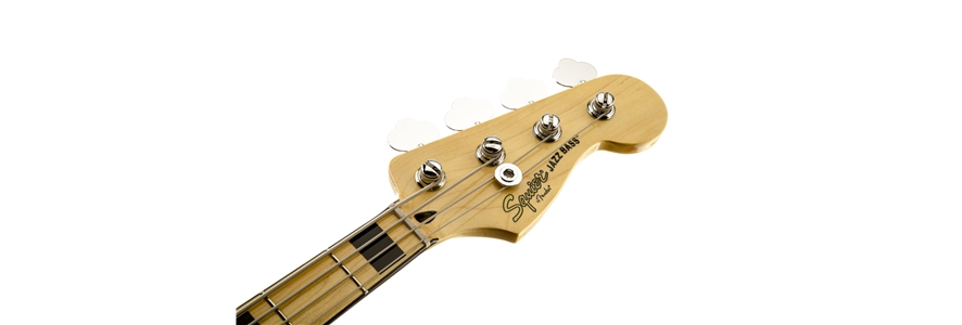 Vintage Modified Jazz Bass® '70s - Olympic White
