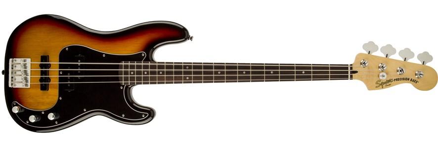 Vintage Modified Precision Bass® PJ - 3-Color Sunburst