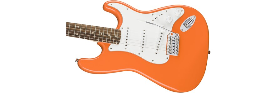 Affinity Series™ Stratocaster® - Competition Orange