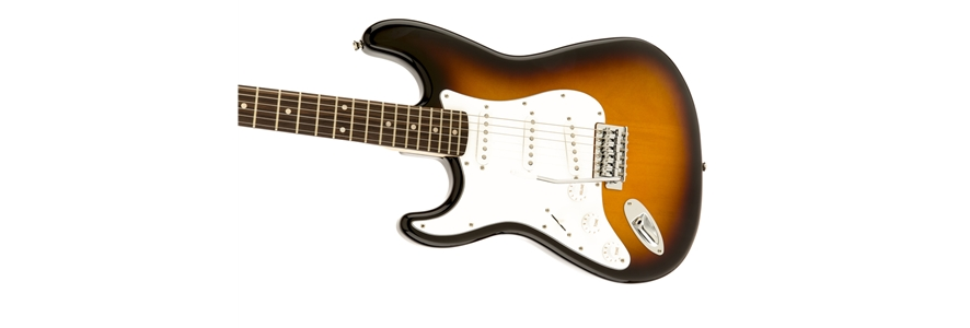 Affinity Series™ Stratocaster® Left-Handed - Brown Sunburst
