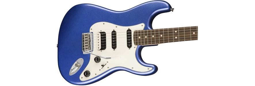 Contemporary Stratocaster® HSS - Ocean Blue Metallic