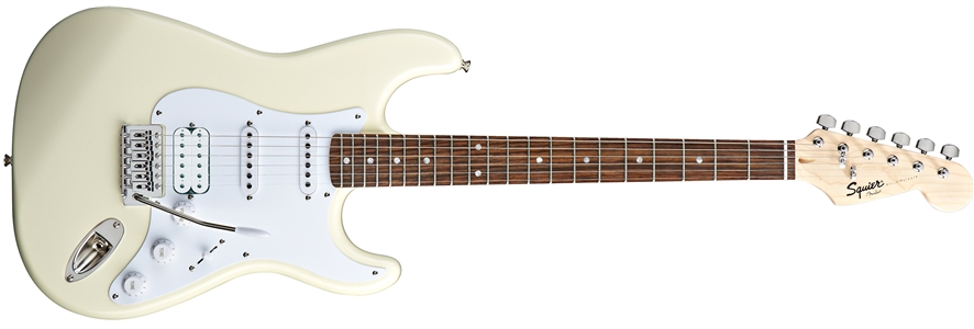 Bullet® Stratocaster® HSS view 1.0