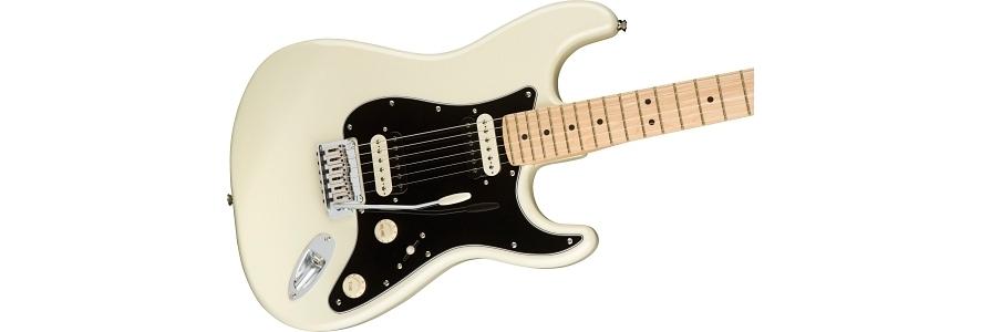 Contemporary Stratocaster® HH - Pearl White