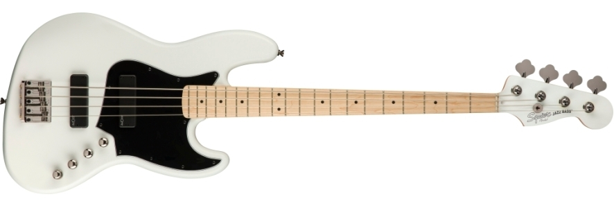 Contemporary Active Jazz Bass® HH - Flat White