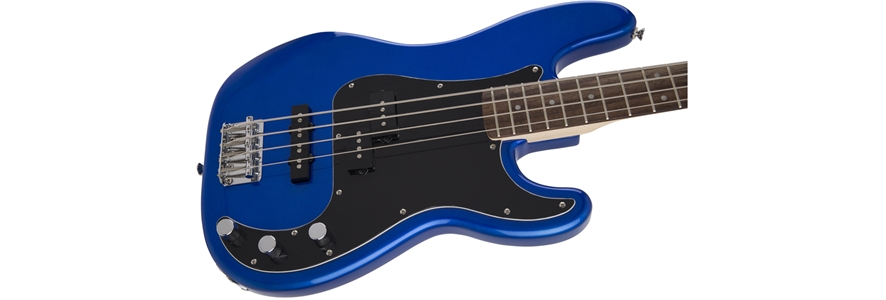 Affinity Series™ Precision Bass® PJ - Imperial Blue